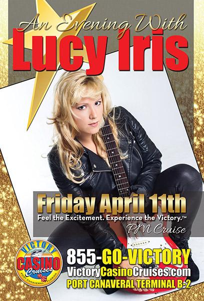 LUCY IRIs