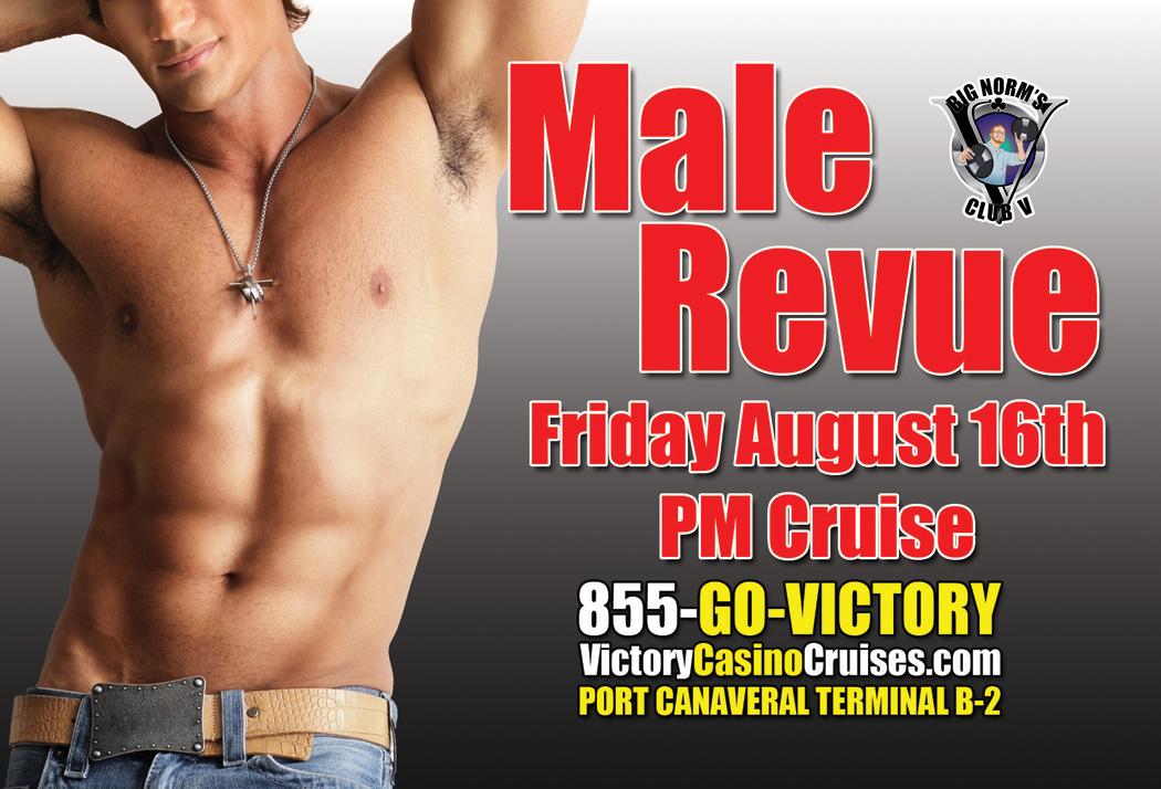 victory casino male revue
