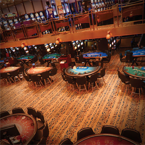 Sterling casino ship casino interiors