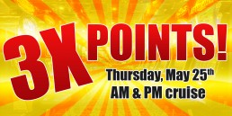 3X Points