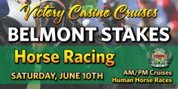 Belmont Stakes Human Horse Racing