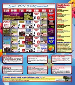 June Events Calendar | Victory Casino Cruises