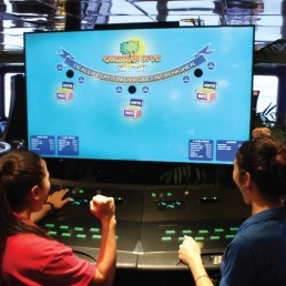 Electronic Caribbean Stud Poker | Victory Casino Cruises