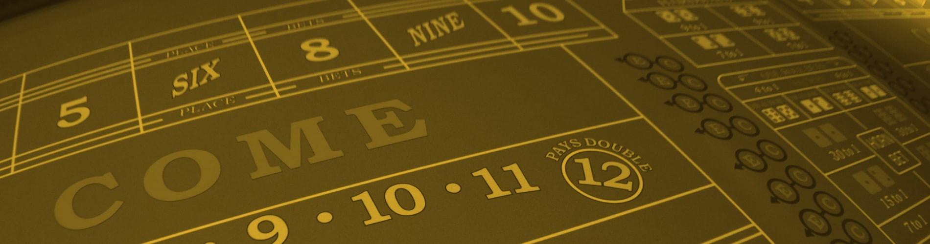 Live Craps Tables