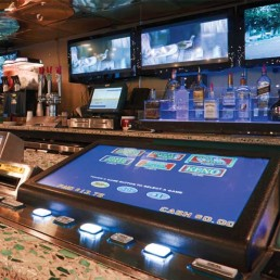 Bartop slot machines in Sportsbook