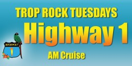 Trop Rock Tuesdays with Highway 1
