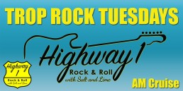 Trop Rock Tuesdays on the AM Cruise