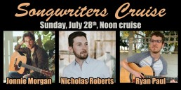 Songwriters Cruise July 28th