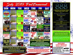 July 2019 Calendar of Events July 1st Blues Cruise with Derek Trull 7 PM July 2nd Highway 1 11 AM July 3rd The Joe Show 11 am July 4th Donna Moore's Diva Legends Show 11 am July 5th Them Seeds 7 PM July 6th Rocket City 11am July 6th Lovestruck Robot 7 PM July 7th Rocky and The Rollers Noon July 8th Blues Cruise with Derek Trull 7 PM July 9th Highway 1 11 AM July 10th The Joe Show 11 am July 10th Non-Smoking Cruise 11 am and 7 pm July 11th Donna Moore's Diva Legends Show 11am July 12th Cece Teneal & Soul Kamotion 7 PM July 13th Jared Blake Bigg Vinny and Jared Weeks 11 am and 7 pm July 14th Country Songwriters Cruise Featuring Johnny Bulford, Heidi Raye and Jason Duke Noon cruise July 15th Blues Cruise with Derek Trull 7 PM July 16th Highway 1 11 AM July 17th The Joe Show 11 am July 17th Birthday Bash Everyone with a birthday in July sails FREE AM & PM Cruise July 18th Rocky and The Rollers AM cruise July 19th Moonlight Drive-In 7 PM July 20th Victory Casino Cruises 8th Anniversary All-Inclusive Cruise with The Band Be Easy 7 PM July 21st Asian Day Noon cruise July 22nd Blues Cruise with Derek Trull 7 PM July 23rd Highway 1 11 AM July 24 The Joe Show 11 am July 24th Non-Smoking Cruise 11 AM & 7 PM July 25th Donna Moore's Diva Legends Show 11 am July 26th Ted Holum Comedy Show 7 PM July 27th BeatleBeat: Beatles Tribute Show 11 am July 27th Real Radio Presents: The Real Laughs Comedy Cruise 7 PM July 28th 10X & 15X Points Noon & PM Cruise July 29th Blues Cruise with Derek Trull 7 PM July 30th Rocky and The Rollers AM cruise July 31st The Joe Show 11 am
