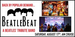 BeatleBeat - A BEATLES' TRIBUTE BAND August 17th