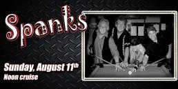 Spanks August 11th