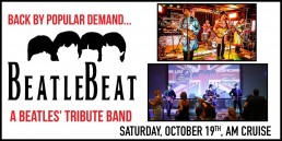 BeatleBeat October 19th AM cruise