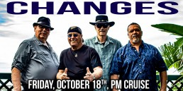 Changes October 18th PM cruise