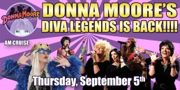 Donna Moore September 5th AM cruise