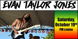 Evan Taylor Jones October 19th PM cruise