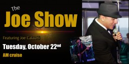 the Joe Show October 22nd AM cruise
