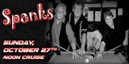 Spanks October 27th AM cruise