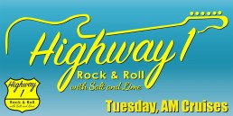 Highway 1 Tuesdays AM cruise